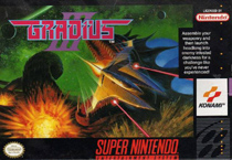 Photo de la boite de Gradius 3