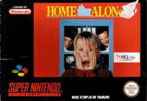Photo de la boite de Home Alone