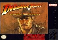 Photo de la boite de Indiana Jones Greatest Adventures