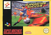 Photo de la boite de International Superstar Soccer
