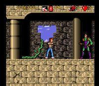 James Bond Jr sur Nintendo Super Nes