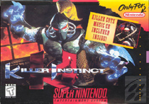 Photo de la boite de Killer Instinct