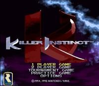 Killer Instinct, capture d'écran