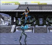 Killer Instinct sur Nintendo Super Nes