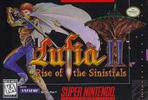 Photo de la boite de Lufia 2 - Rise of the Sinistrals