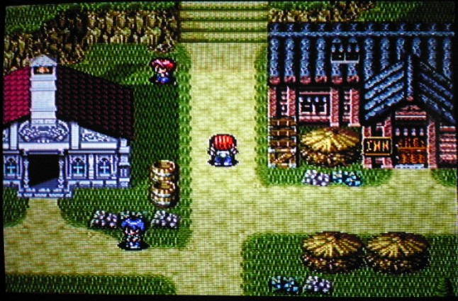 une photo d'écran de Lufia 2 - Rise of the Sinistrals sur Nintendo Super Nes