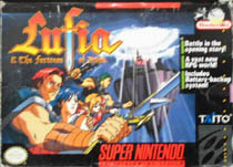 Photo de la boite de Lufia and the Fortress of Doom