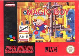 Photo de la boite de Magic Boy