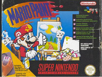 Photo de la boite de Mario Paint