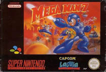 Photo de la boite de Mega Man 7