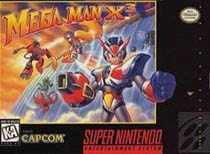 Photo de la boite de Mega Man X-3