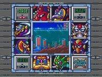 Mega Man X, capture d'écran