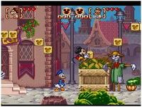 Mickey to Donald Magical Adventure 3, capture décran