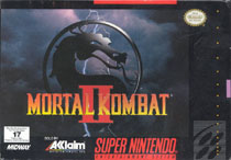 Photo de la boite de Mortal Kombat 2