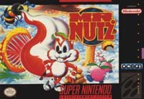 Photo de la boite de Mr Nutz