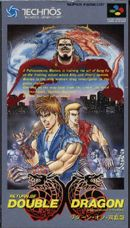 Photo de la boite de Return of Double Dragon