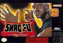 Photo de la boite de Shaq Fu