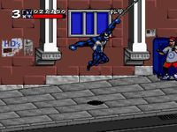 Spider-Man and Venom - Maximum Carnage, capture décran