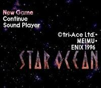 une photo d'écran de Star Ocean sur Nintendo Super Nes