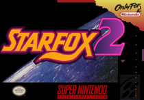 Photo de la boite de StarFox 2