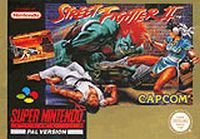 Photo de la boite de Street Fighter 2 - The World Warrior