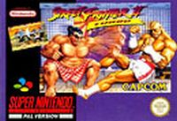 Photo de la boite de Street Fighter 2 Turbo