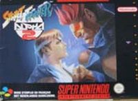 Photo de la boite de Street Fighter Alpha 2