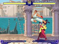Street Fighter Alpha 2 sur Nintendo Super Nes