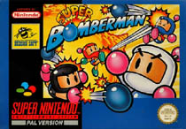 Photo de la boite de Super Bomberman