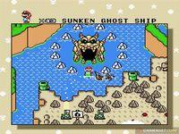 Super Mario World sur Nintendo Super Nes