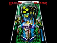 Super Pinball - Behind The Mask sur Nintendo Super Nes