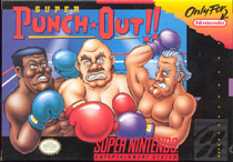 Photo de la boite de Super Punch Out