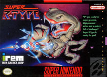 Photo de la boite de Super R-Type