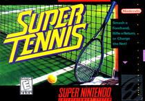 Photo de la boite de Super Tennis