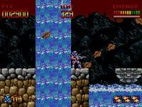 Super Turrican, capture décran