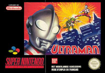 Photo de la boite de Ultraman - Toward the Future