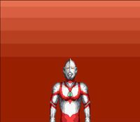 Ultraman - Toward the Future, capture décran
