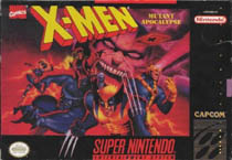 Photo de la boite de X-Men Mutant Apocalypse