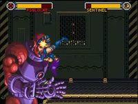 X-Men Mutant Apocalypse sur Nintendo Super Nes