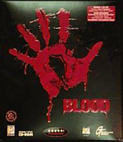 Photo de la boite de Blood