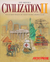 Photo de la boite de Civilization 2