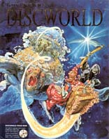 Photo de la boite de Discworld