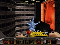 Duke Nukem 3D, capture d'écran