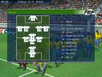 Fifa 2000, capture d'écran