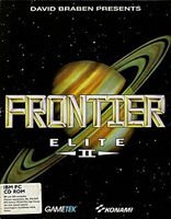 Photo de la boite de Frontier Elite 2