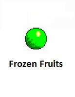 Photo de la boite de Frozen Fruits