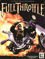 Photo de la boite de Full Throttle