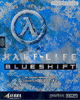 Photo de la boite de Half Life - Blue Shift