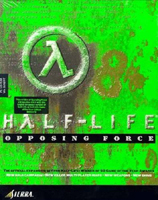 Photo de la boite de Half Life - Opposing Force