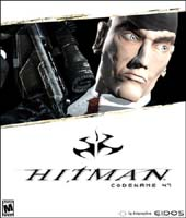 Photo de la boite de Hitman Codename 47
